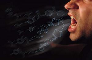口臭揮発性ガス