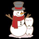 クリスマス歯3